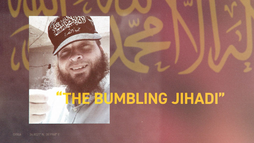 The Bumbling Jihadi