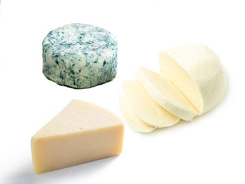 מארז 3 גבינות טבעוניות בהנחה