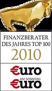 Finanzberater des Jahres 2010