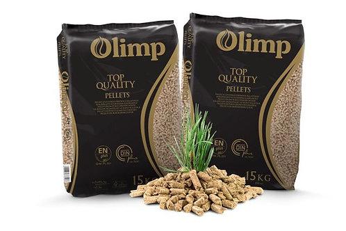 Holzpellets 15 kg Olimp