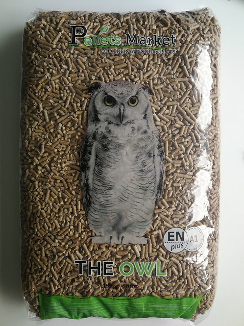 The Owl Holzpellets