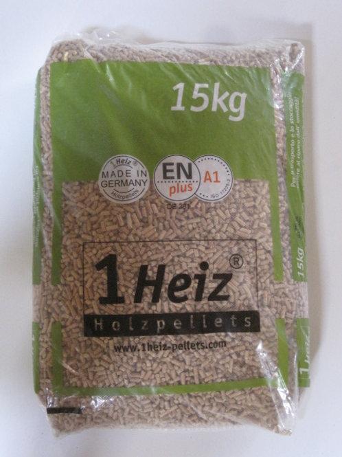 1Heiz Holz Pellets 15 kg