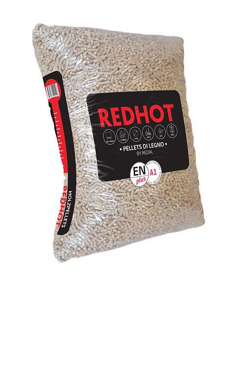 Red Hot Holzpellets 15 kg