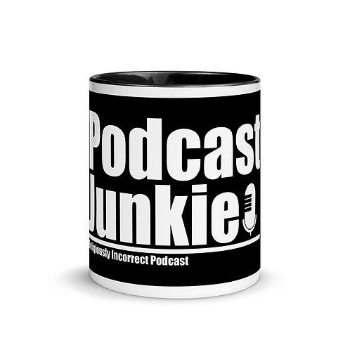 Religiously Incorrect Podcast Mug Podcast Junkie