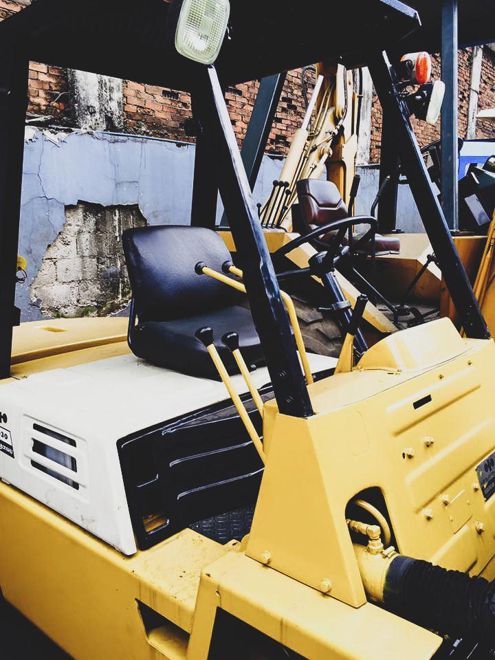 Komatsu Forklift FD35