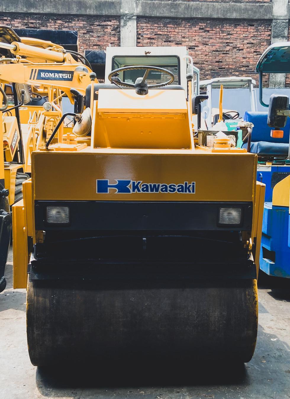 Kawasaki Road Roller