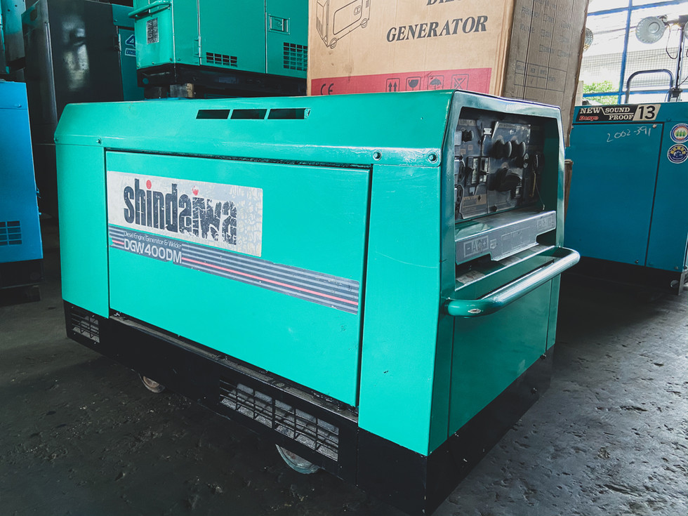 Shindawa Generator DGW400DM