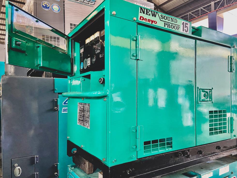 Denyo DCA 15SPK Generator