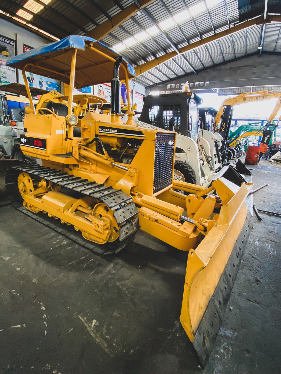Komatsu Bulldozer D20A