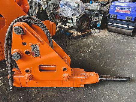 hydraulic breaker komatsu excavator philippines northstar motors