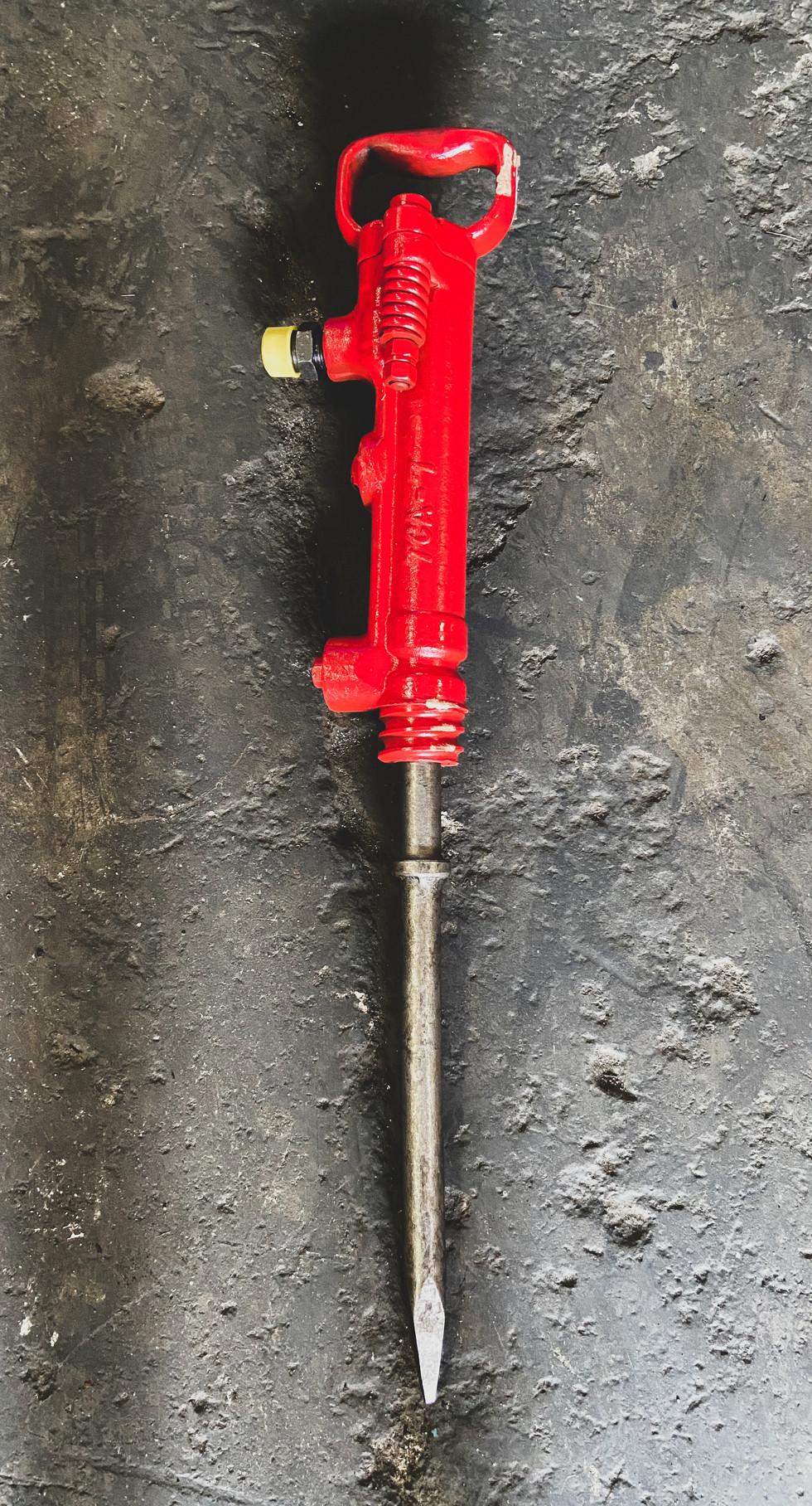 Gardner Denver TCA7 Pick Hammer