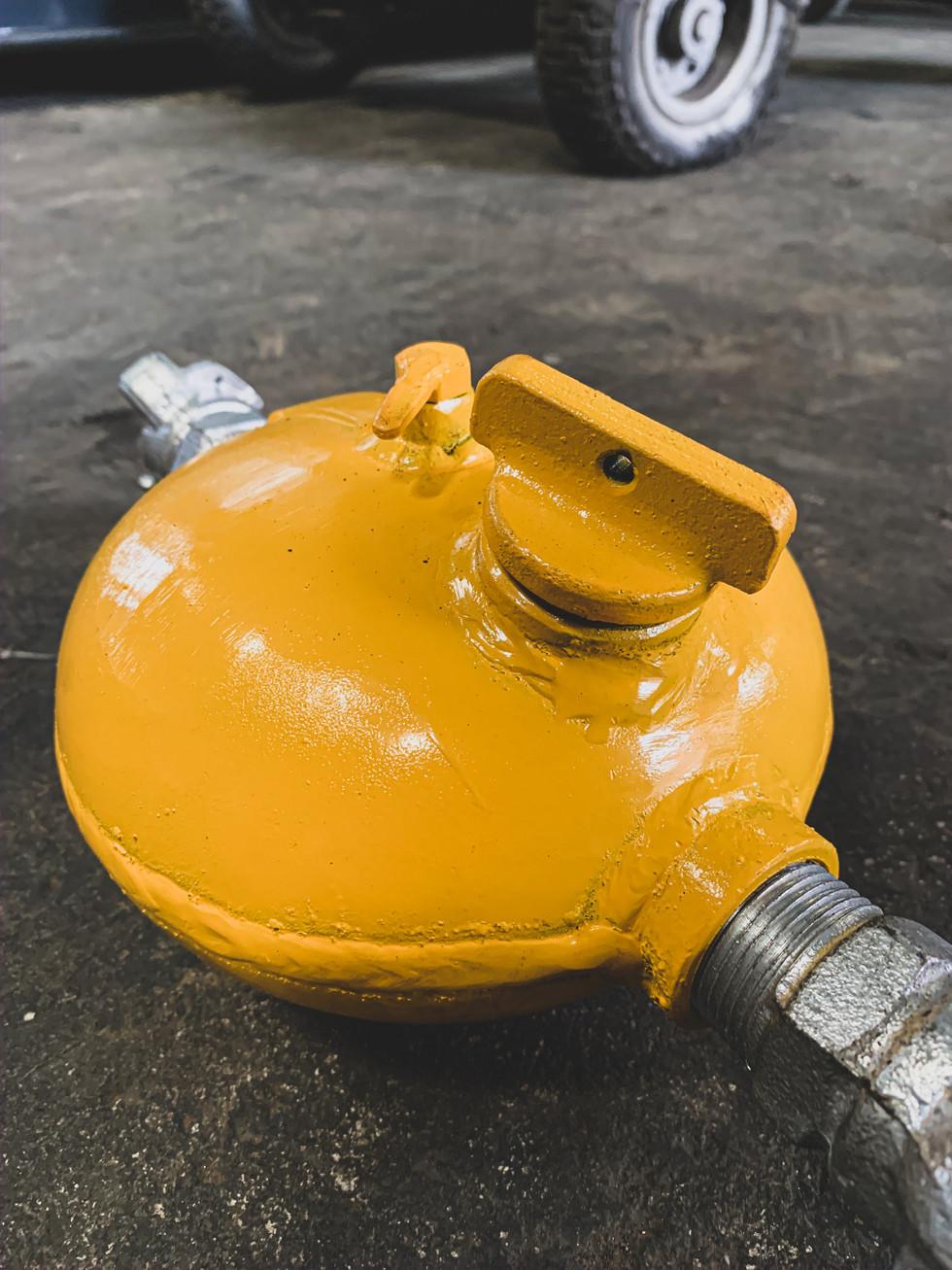 Oil Lubricator (Metal)