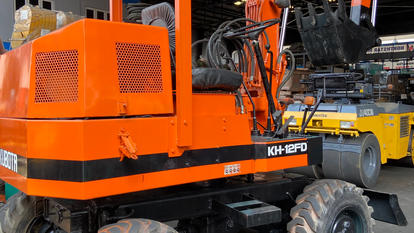 Model: KH12FD / Engine: D1402