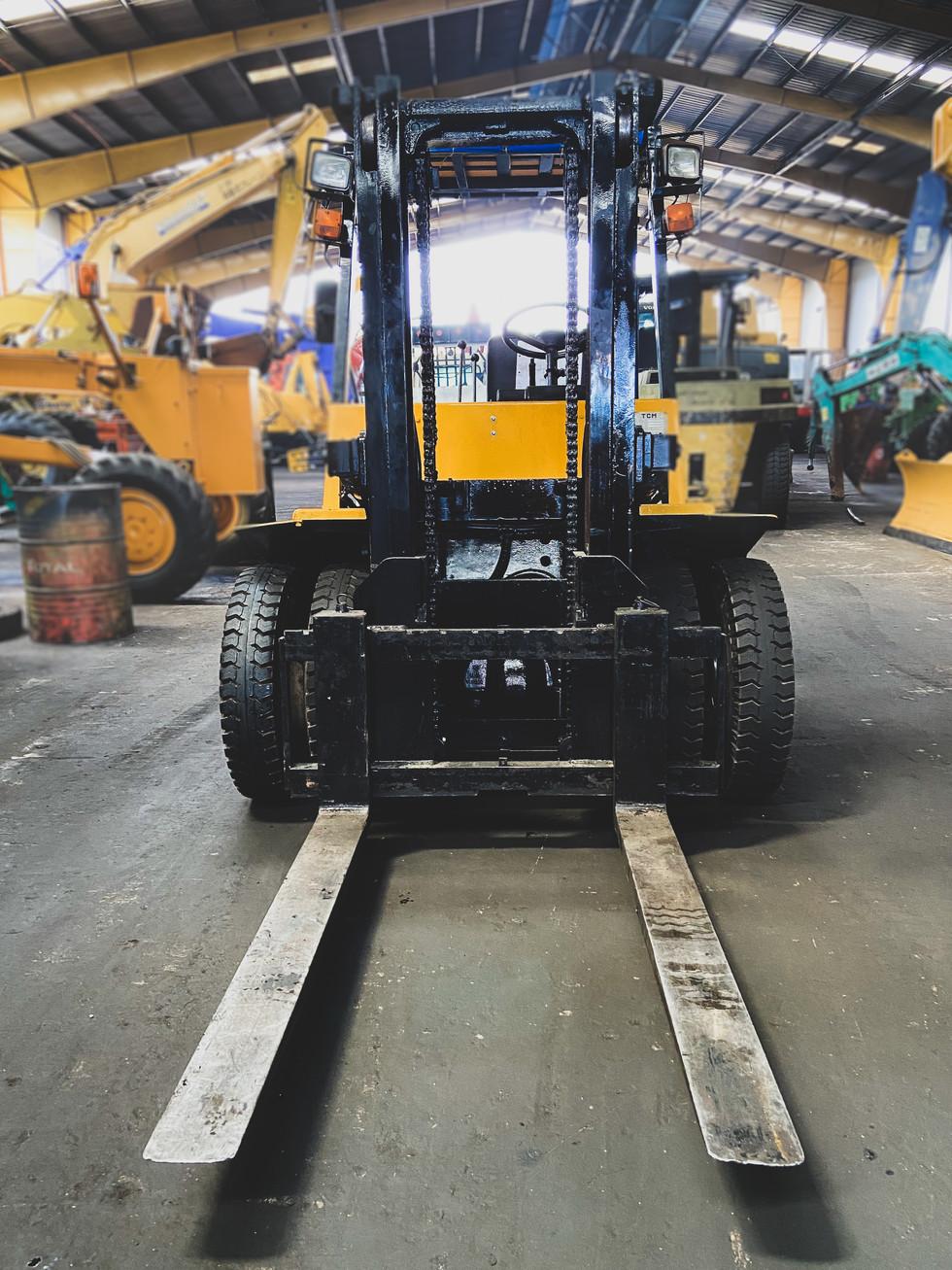 Forklift TCM FD40