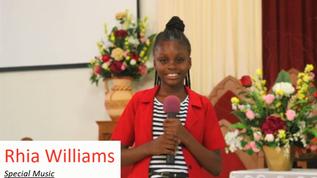 Rhia Williams - Our Father