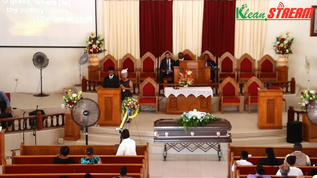 Funeral Service of the late Benjamin Albear Phillip (August 30th 2020)