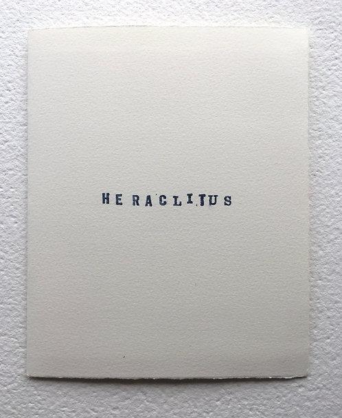 HERACLITUS (2019)