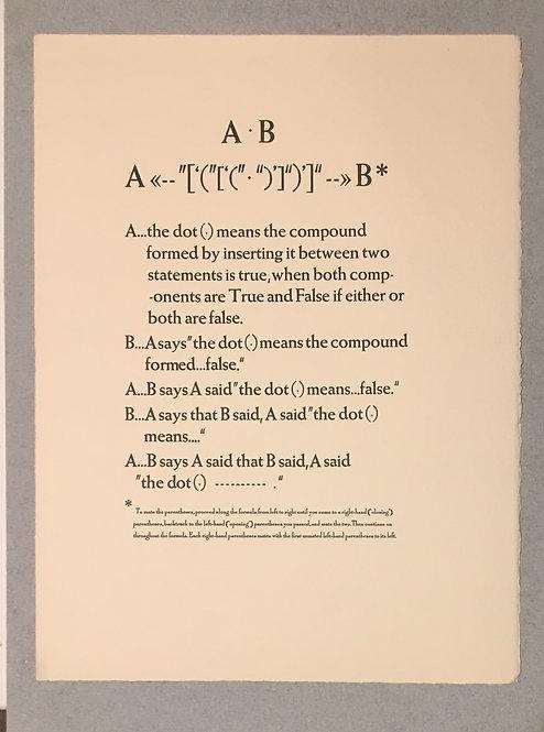 A<>B (1979)