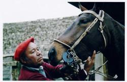 26 Nico YdelReal - Argentinian horse groom