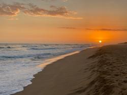 102 Faye Johns - Beach sunset