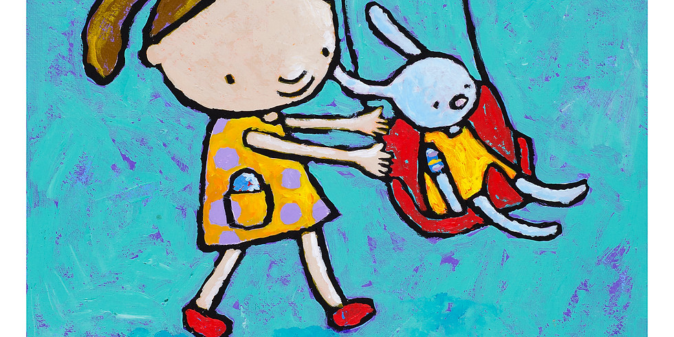 Children's Picture Book Illustration with Lorette Broekstra