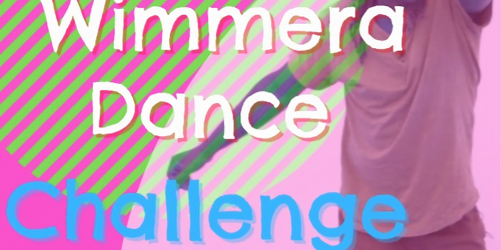 Wimmera Dance Challenge Workshop with Gilbert Douglas - all ages
