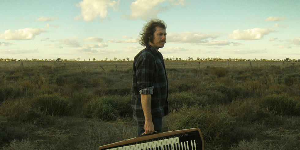 "Danny Walsh Banned - Album Launch ""In the Wimmera"""