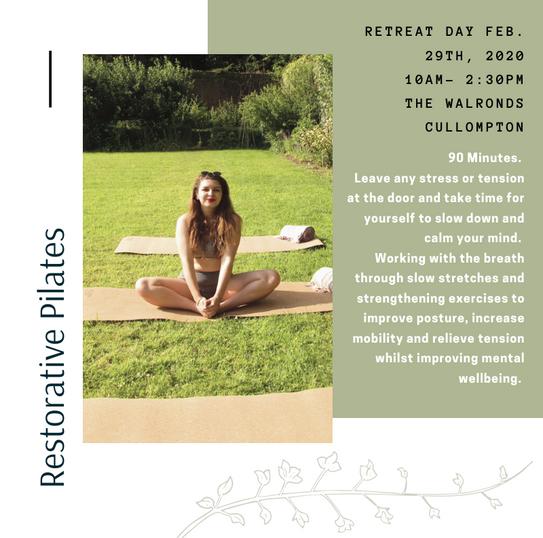 Restorative Pilates