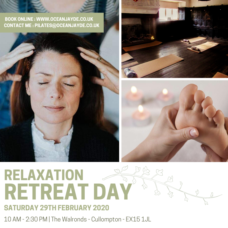 Relaxation Retreat Day