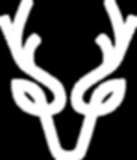 White Logo Deer.png