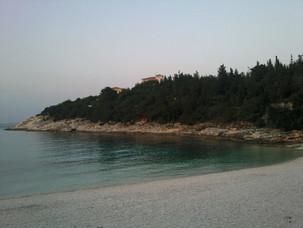 Embylissi Beach