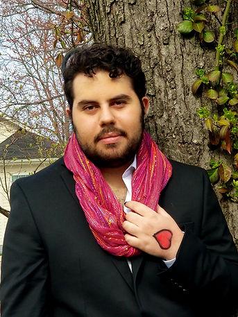 Composer Nebal Maysaud