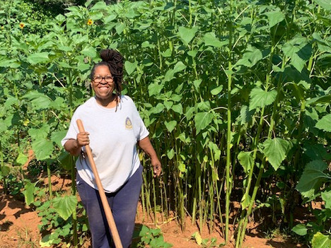From Wall Street to Farming in Rural Georgia: Meet Margo of @youngfemalefarmers
