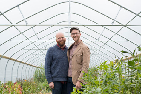 From illegal backyard chickens in Philly to a flower and pastry empire in Vermont's Northeast Kingdom