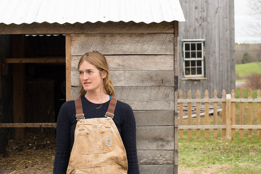 A NYC chef moves to Maine to build a destination cooking school on the coast
