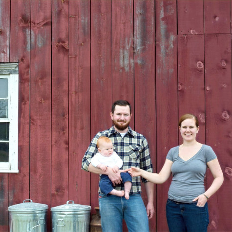 Seattle music industry couple returns to home state of Wisconsin and builds Black Rabbit Farm