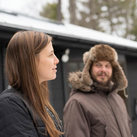 Musician Marco Benevento and a jewelry designer KT Benevento leave Brooklyn to build a homestead and music studio in Woodstock