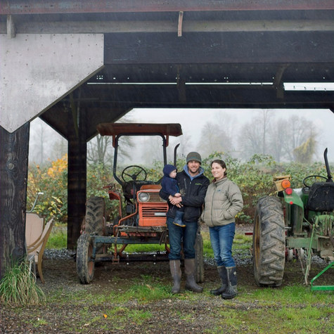Local Roots Farm: Seattle couple leaves the city to build a farm CSA and restaurant wholesale business