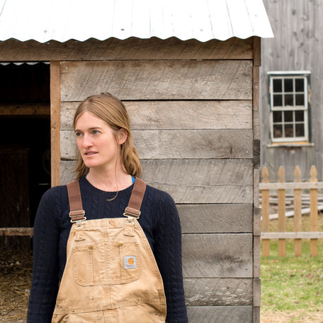 Salt Water Farm: A NYC chef moves to Maine to build a destination cooking school
