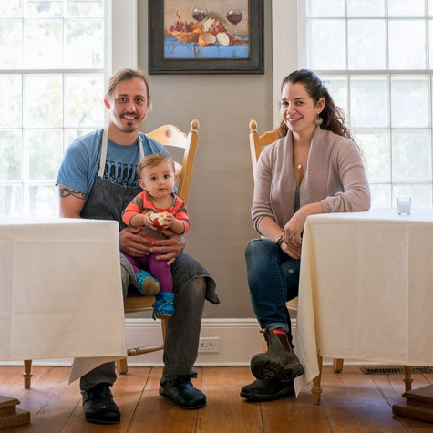 SoLo Farm and Table: Chef and front of house manager leave NYC fine dining world to build two farm-to-table restaurants in Vermont