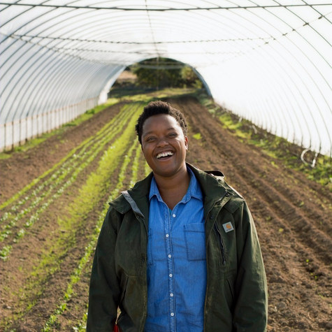 Fresh to Farming: Kiley Clark's journey from the Los Angeles food industry to farming full time
