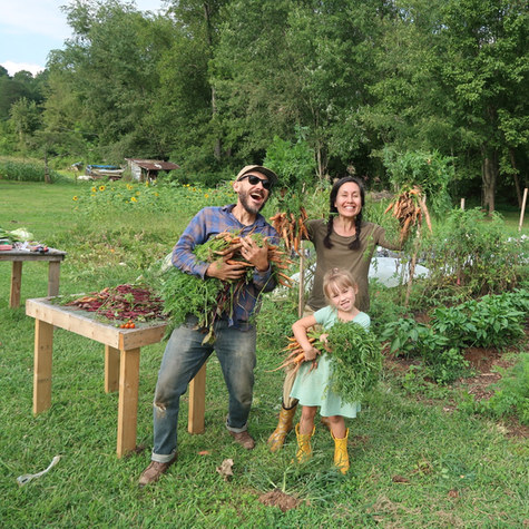 Sow the Land: After a battle with cancer, a family reprioritzes and relocates from LA to rural North Carolina to homestead
