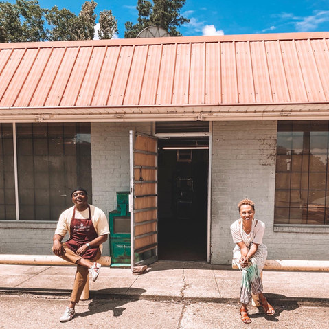 Bernice's Community Market: Food justice activists build their first grocery story in Cotton Valley, LA