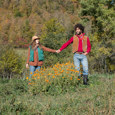 Free Verse Farm: A poet and a herbalist leave San Diego plant roots in Vermont