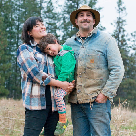 Dinner Bell Farm: Couple leaves the Bay Area to build a pasture-raised meat and organic flower business