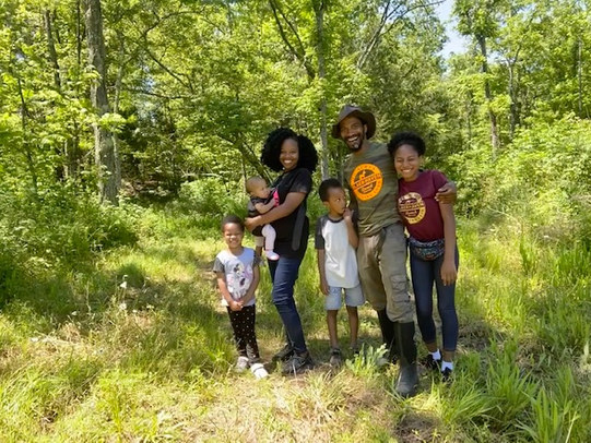 Matthew Ross of Blackhaven Ranch in the Ozarks: Finding alternative solutions to urban oppression