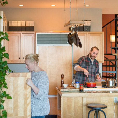 Couple leaves the NYC food service industry and build a thriving catering business in Maine