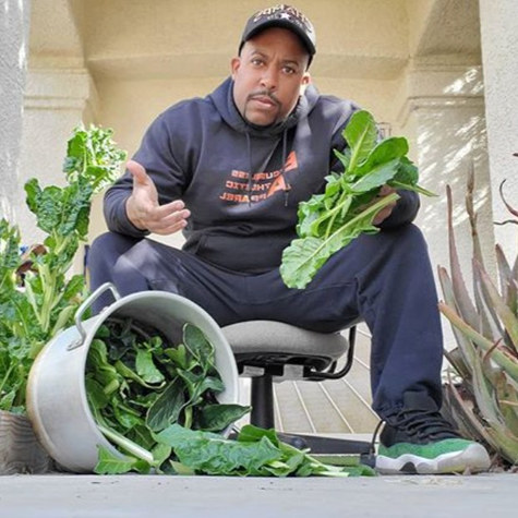 Not beat by the heat: Meet Las Vegas urban homesteader Gerald Owens Jr. of @og_gardenfrenzy