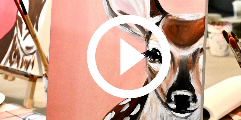 Pinsel&Prosecco - Bambi