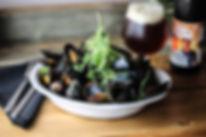 mussels seafood summerside pei local fresh